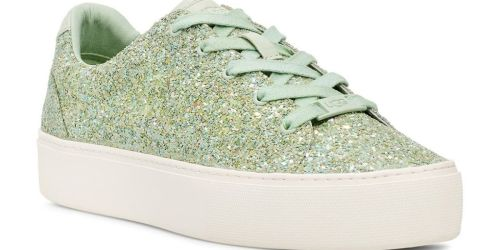 UGG Zilo Chunky Glitter Sneakers Only $29.97 on Nordstrom Rack (Regularly $130)