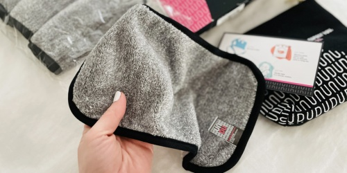 Reusable Makeup Remover Cloth 4-Pack Only $9.74 Shipped w/ Our Exclusive Code