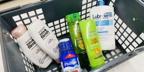 $30 Worth Of Personal & Health Care Products Only $5 on Walgreens.com | Includes Garnier, Lubriderm & More