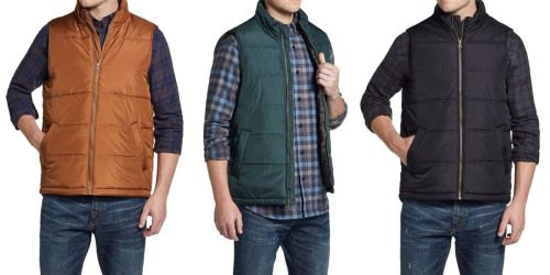 Men's Puffer Vest Only $9.96 on Macy's.com (Regularly $60)