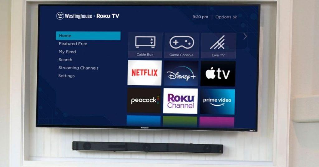 Westinghouse Roku TV