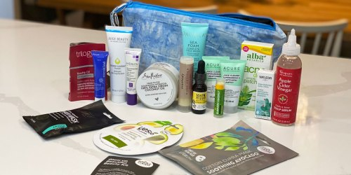Whole Foods Limited Edition Beauty Bags Only $20 ($135+ Value) | In-Store Only
