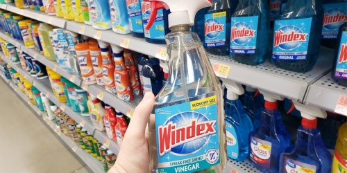 Windex Vinegar Multi-Surface Spray Only $2.50 on Amazon