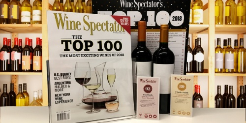 Complimentary 1-Year Wine Spectator Magazine Subscription   No Credit Card Required
