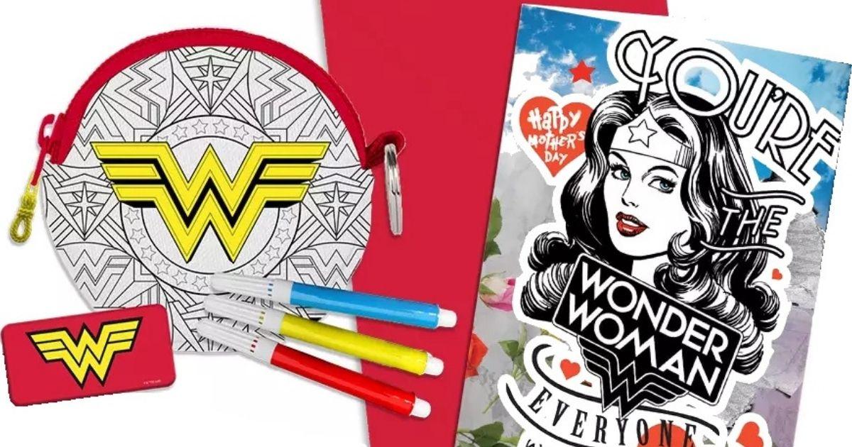 Wonder Woman Craft JCPenney
