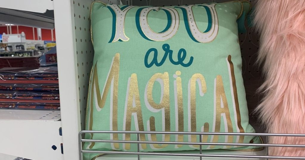 You are Magical Pillowfort Pillow