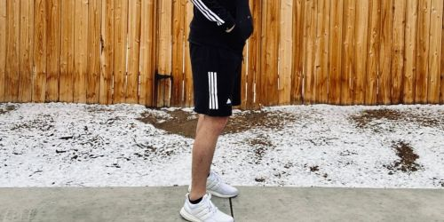 Adidas Apparel for the Family from $8.99 Each Shipped | Shorts, Hoodies, & More