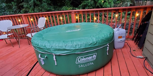 5 Best Inflatable Hot Tubs for Backyard Goals This Summer (ALL Under $800!)