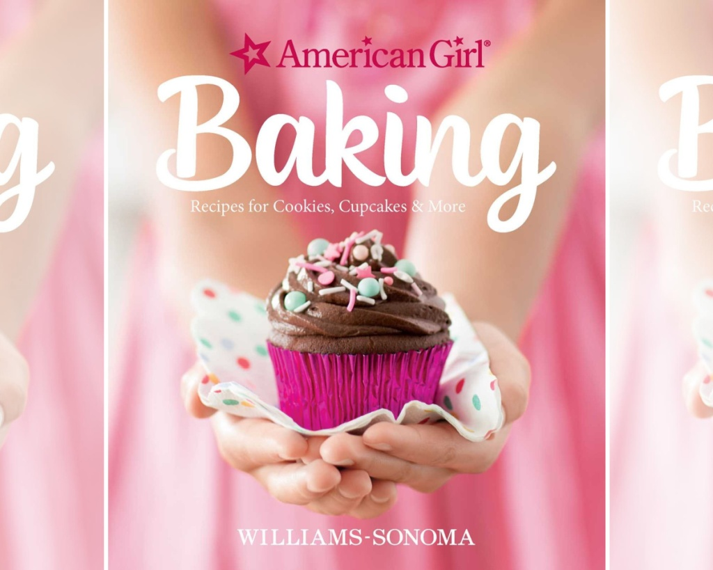 American Girl Baking Recipe Book Only $10 on Amazon (Regularly $20) | Includes 40+ Recipes!
