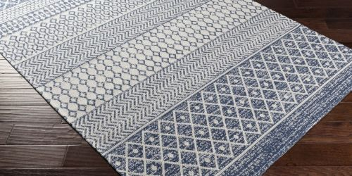Machine Washable 5×7 Area Rugs from $68 Shipped (Regularly $170+)