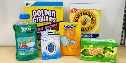 9 Household, Beauty & Grocery Items Only $8.45 at Dollar General | Valid March 27th Only – Just Use Your Phone!