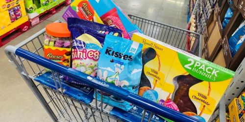 New Sam's Club Instant Savings on Easter Candy | Hershey's Full-Size 18-Count Just $10.98