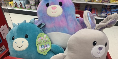 NEW Easter-Ready Large Squishmallows at Target | Only $9.99-$14.99 Each