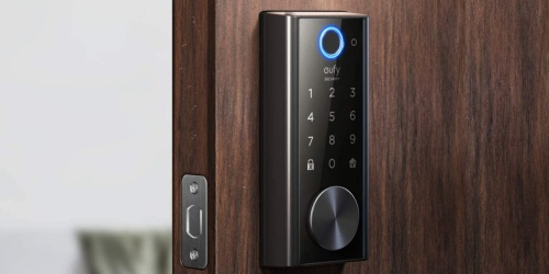 eufy Smart Touch Keyless Entry Door Lock Only $127.99 Shipped on Amazon (Regularly $200)