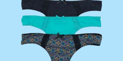 Felina Underwear 3-Packs Only $4.99 on NordstromRack.com (Regularly $21)