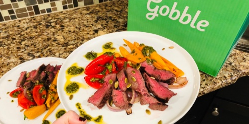 Got a Dinner Dilemma? Get 6 Gobble Meals for Just $36 Shipped!