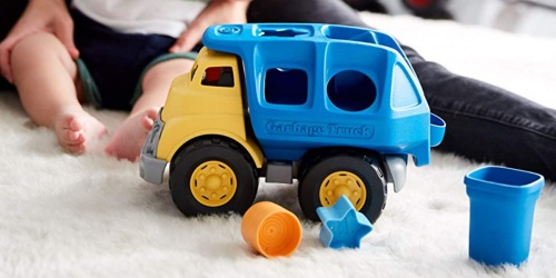 Green Toys Shape Sorter Truck Only $14 on Amazon (Regularly $30)