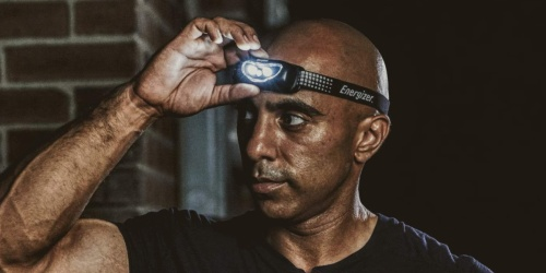 Energizer LED Headlamp Only $7 on Amazon