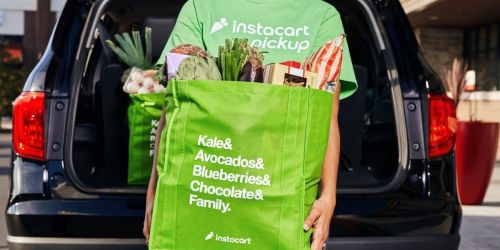 No Time to Grocery Shop? Instacart Saves You Time & Money