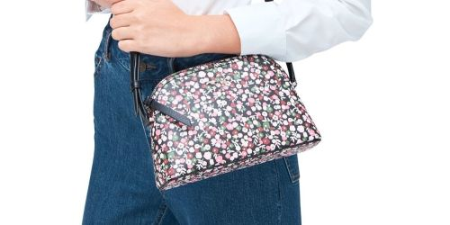 Kate Spade Floral Crossbody Only $59 Shipped (Regularly $200)