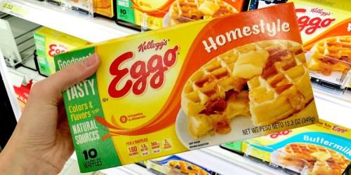 Kellogg's is Giving Away 100,000 Eggo Waffles | Starting 3/14
