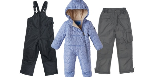Kids Snow Gear Only $12.99 on Zulily (Regularly $34+) | Free Shipping on 3+ Items