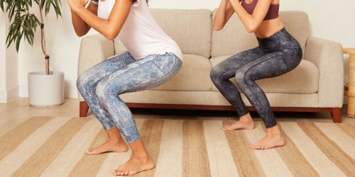 3 Pairs of Marika Women's Leggings Only $39 Shipped (Just $13 Per Pair!)