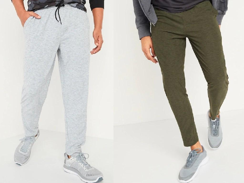 men's activewear bottoms old navy