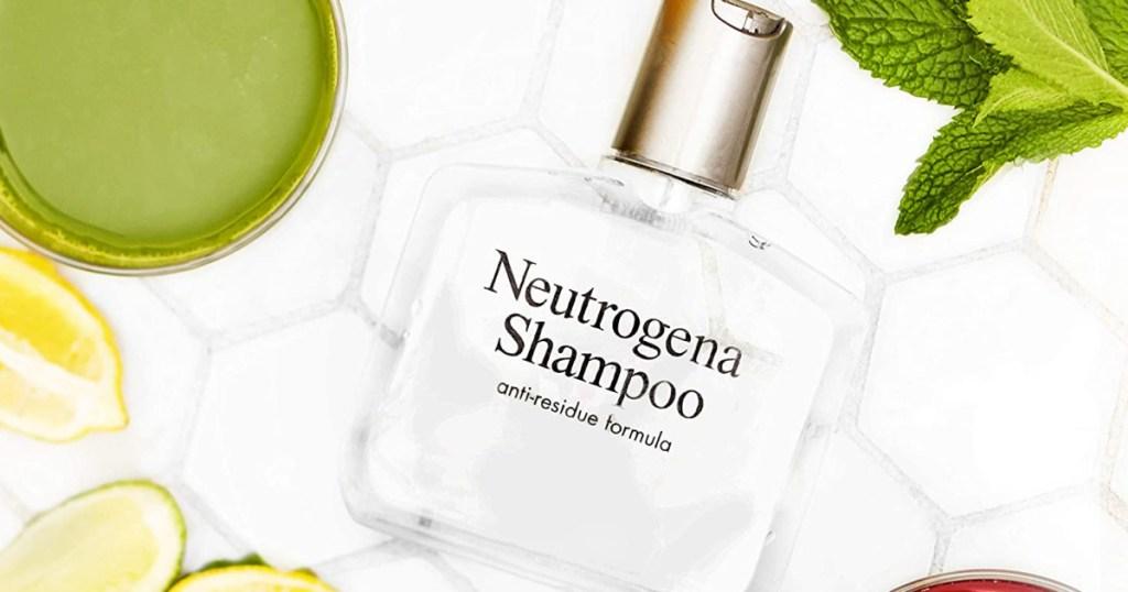neutrogena shampoo anti residue