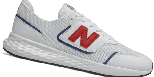 New Balance Men's Sneakers Only $36.99 Shipped (Regularly $75)