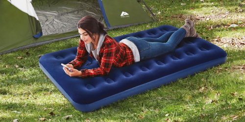 Ozark Trail Twin Inflatable Air Mattress Just $7.97 on Walmart.com