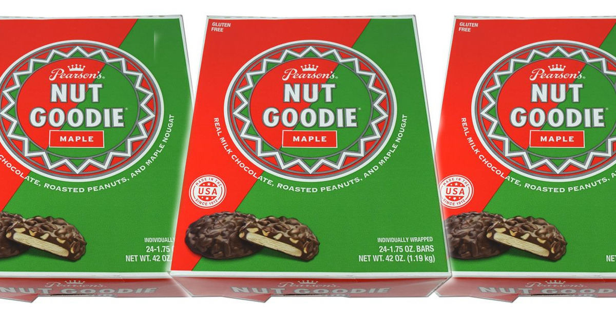 three stock images of boxed nut chocolate candies