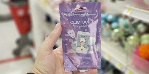 Beauty Face Masks from $1.39 at Target | Que Bella, Yes to, & More