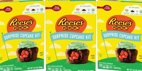 Betty Crocker's Newest Cupcake Kit Has a Reese's Surprise Inside