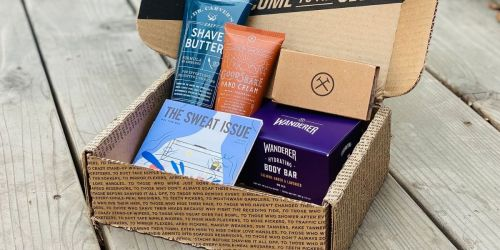 Dollar Shave Club Starter Kit Just $5 Shipped   Includes Razor, Cartridges, Shave Butter & More!