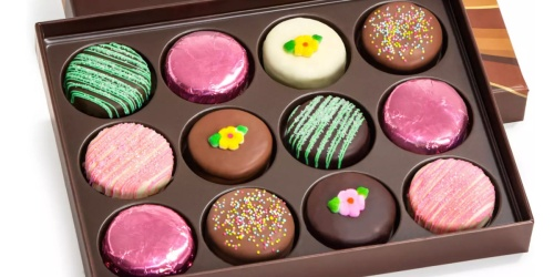 Spring Chocolate-Covered Oreos 12-Count Gift Box Just $17.98 on SamsClub.com