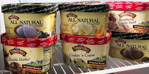 Save Money & Time w/ Kroger Grocery Pickup | Turkey Hill Ice Cream Just $1.99 & More
