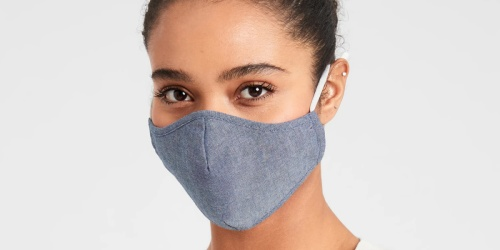 Banana Republic Face Mask 3-Packs from $2.97 Shipped (Regularly $15+) | Adults & Kids Sizes