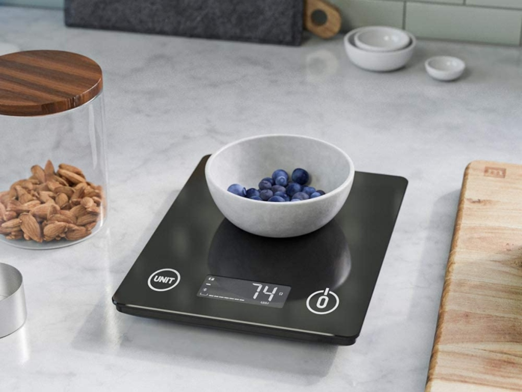 smart nutrition scale