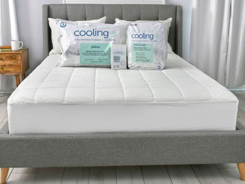 Allerease Cooling Mattress Pad