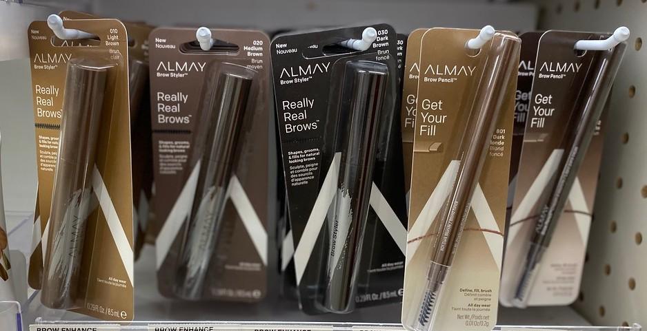 Almay Brow Stylers