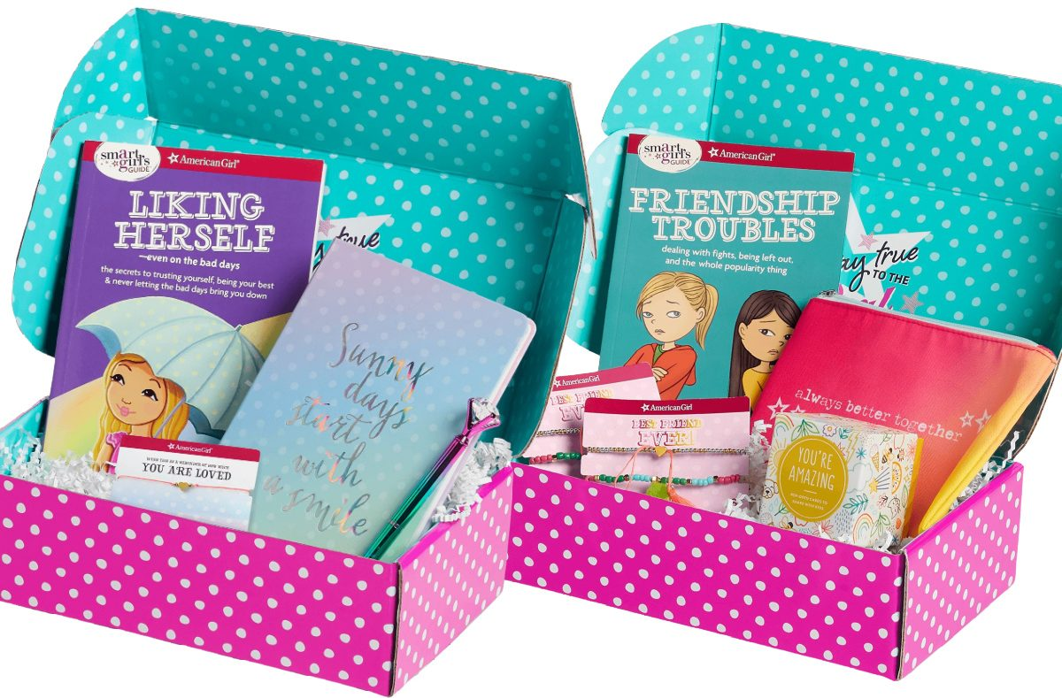 stock images of american girl doll gift sets