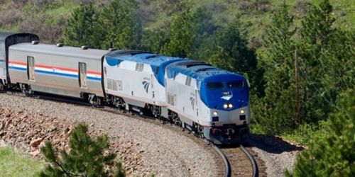 Amtrak USA Rail Pass Only $299 (Regularly $499) | Covers Up to 10 Boarding Passes