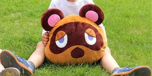 HUGE Animal Crossing Plush Toys Available on Amazon & BestBuy.com