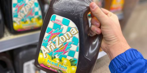 Arizona Tea 1-Gallon Only $1.99 at Walgreens | Shop In-Store or Online