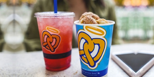 T-Mobile & Sprint Customers: $3 Off ANY Auntie Anne's Purchase, 10 FREE Photo Prints & More
