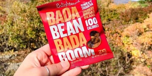 Bada Bean Bada Boom Snacks 24-Count Variety Pack Just $14.62 Shipped on Amazon | Gluten-Free & Vegan