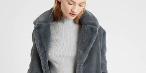 Up to 85% Off Banana Republic Men's & Women's Apparel | Tops from $5, Sweaters from $13.60 & More