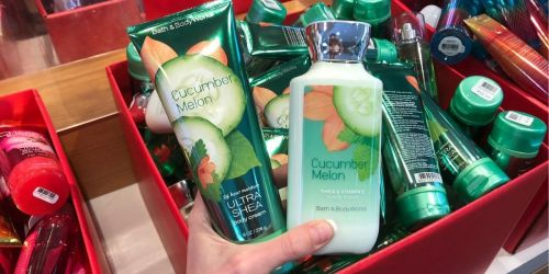 Score Your Favorite Bath & Body Works Retired Fragrances from $3.96 | Online Only