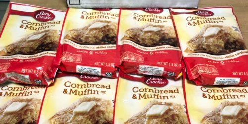 Betty Crocker Muffin Mix 9-Packs from $6 Shipped on Amazon